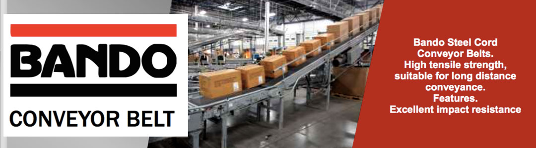 Bando Steel Cord Conveyor Belts